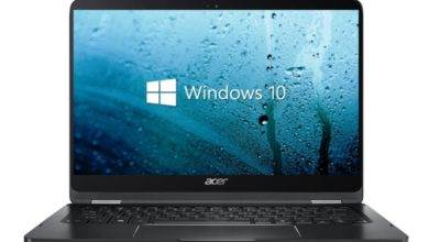 Photo of Acer Spin 7 SP714-51-M4YD Windows 10 Drivers