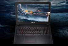 ASUS FX502VE Notebook Drivers Windows 10 64bit