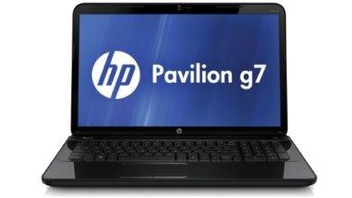 Photo of HP Pavilion g7-1222nr Notebook Windows 7 64-bit Drivers And Software